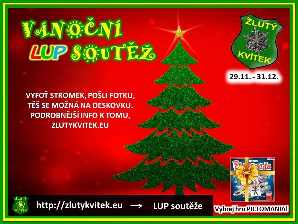 LUP soutez_vanocni